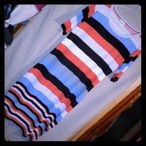 Lularoe mid sleeve dress